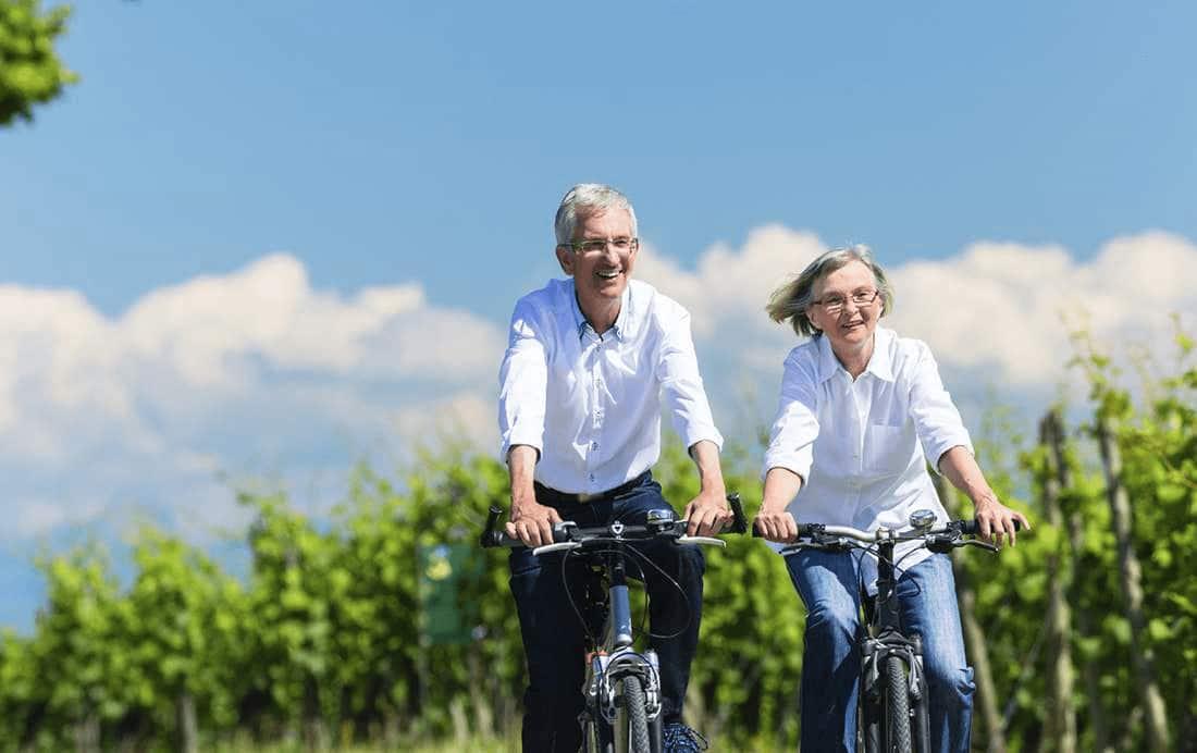 Knooppuntenroute fietsen