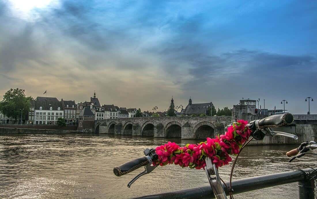 Fietsen in Maastricht