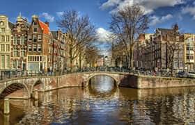 Fietsroute Werelderfgoed rond Amsterdam