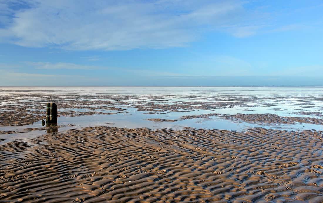 Fietsen langs het werelderfgoed de Waddenzee