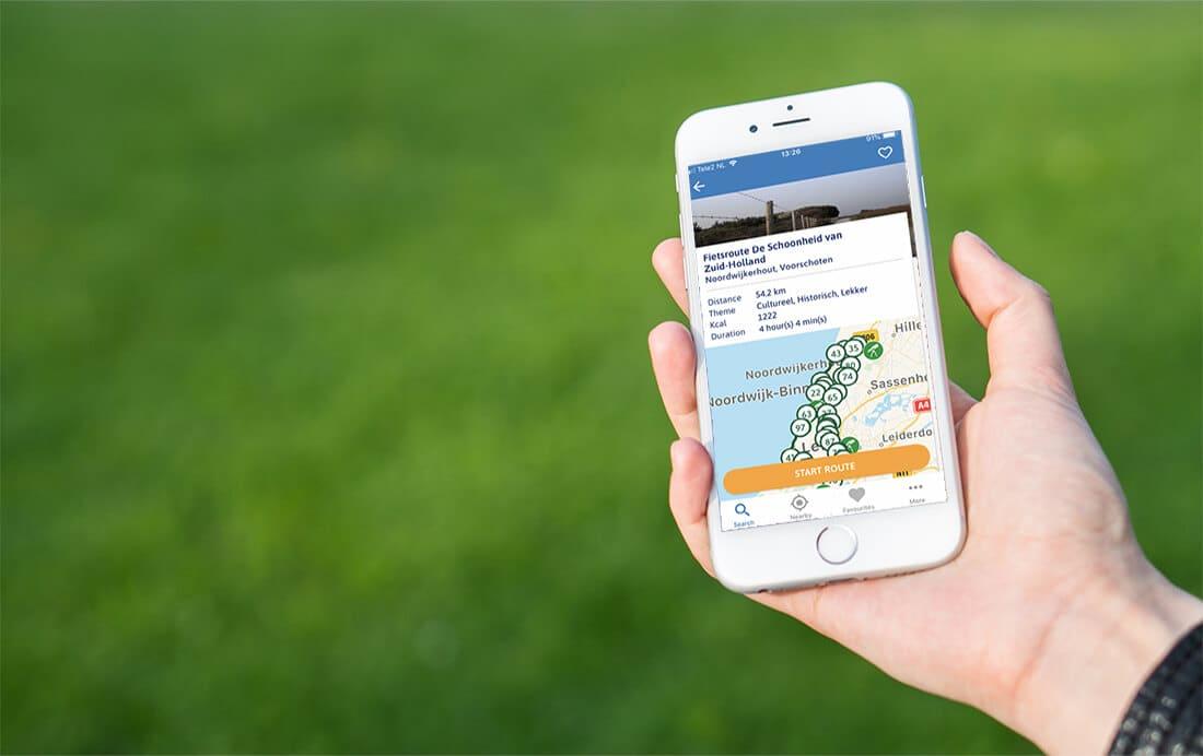 Friesland verkennen met de Fiets App