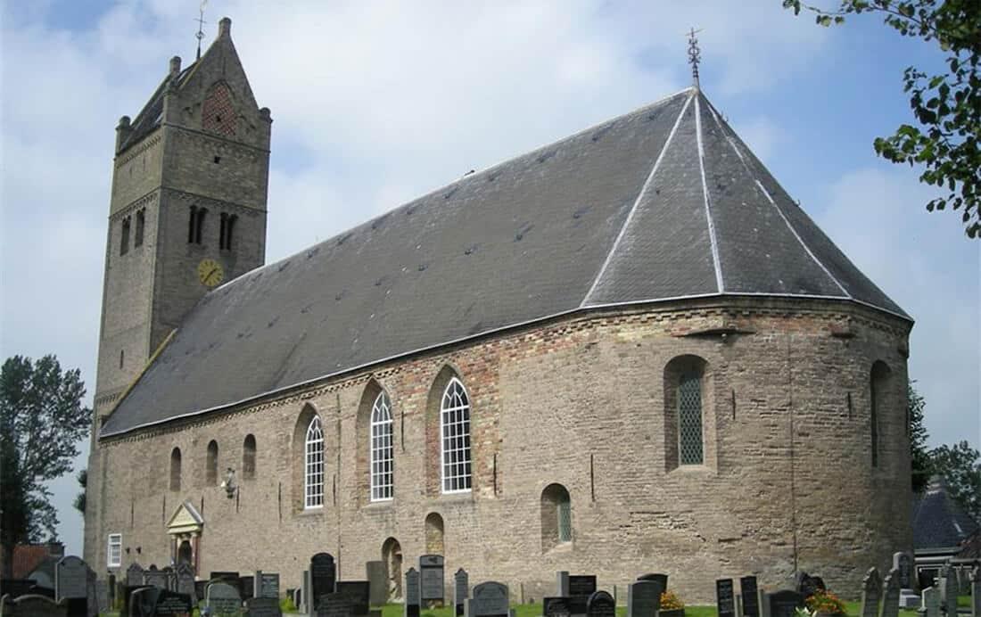 Ontdek de kerken van Friesland