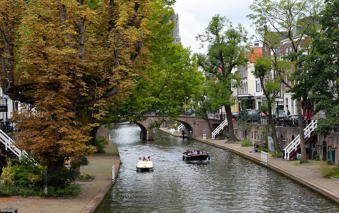 De Kromme Rijnstreek op de fiets