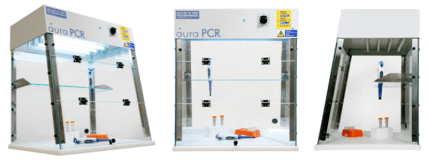 PASSIVE PCR CABINET(DNA CARRY OVER BLOCKING)  img