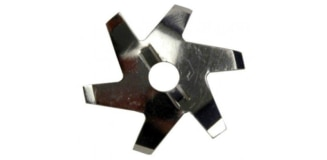 "1"" Rotor Knife for Blade Chamber Assemblies img"