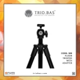 Floor tripod with adapter  img