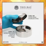 COVER HEAD stainless steel  img