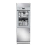 GW6010 HIGH CAPACITY DOUBLE DOOR LABORATORY GLASSWARE WASHER (266 Lt.) Professional line - double door glassware washers img