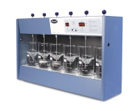 Flocculator, 6 place, programmable img