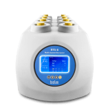 RTS-8 Plus Multi-channel Bioreactor with non-invasive real time cell concentration pH and O2 measurement img