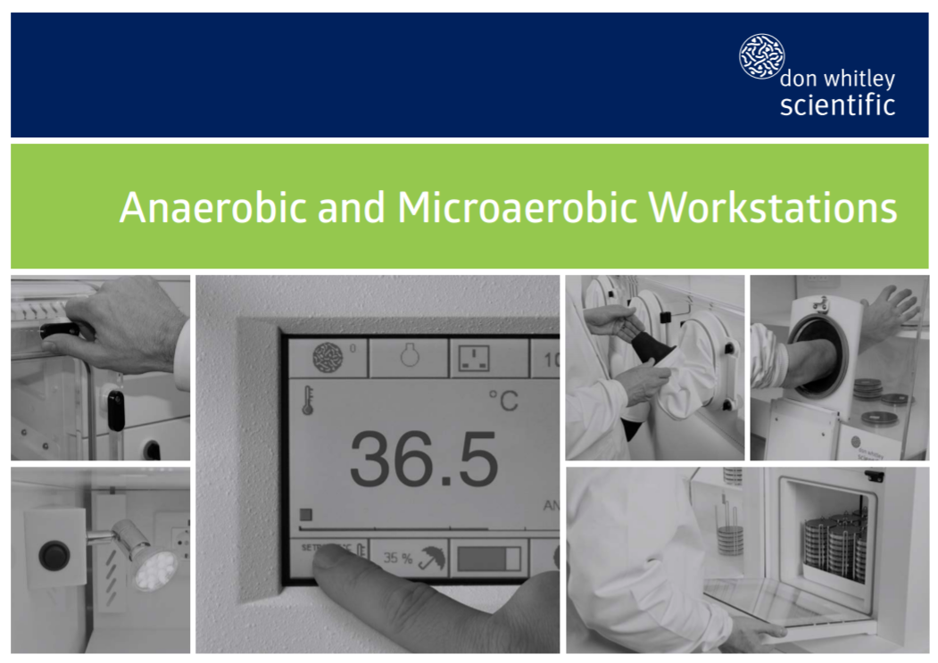 Brochure Anaerobic and microaerobic workstations