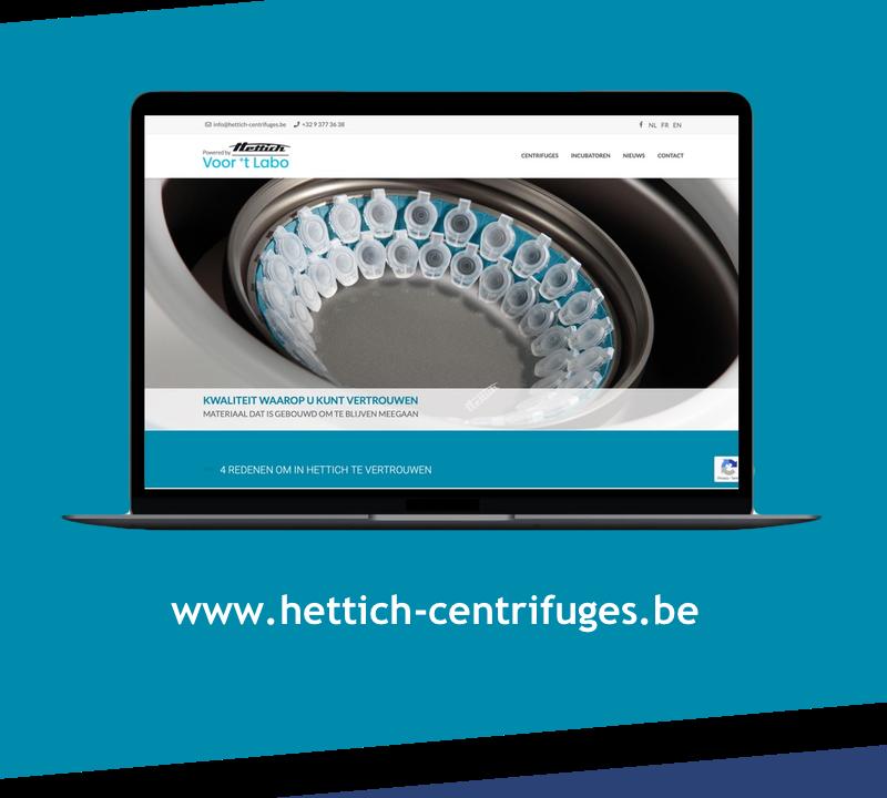 Hettich centrifuges