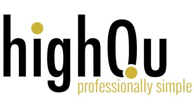 HighQu logo HQ.NUM0201 img