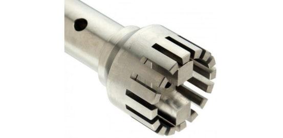 30 mm X 195 mm Flat Bottom (Fine) Generator Probe OMN.150-30NA-195 img