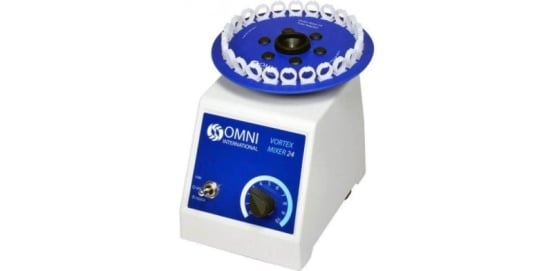 2ml Plus Adapter Plate for Omni Vortex Mixer 24 OMN.28-201 img