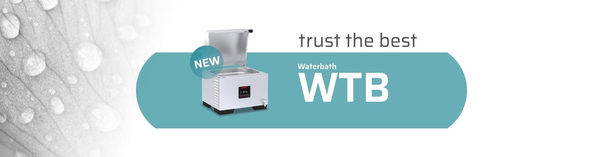 NIEUW - WTB waterbad img