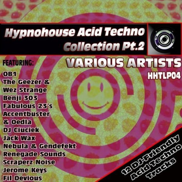 Hypnohouse Trax - Powerful & Unique Techno Music From Across