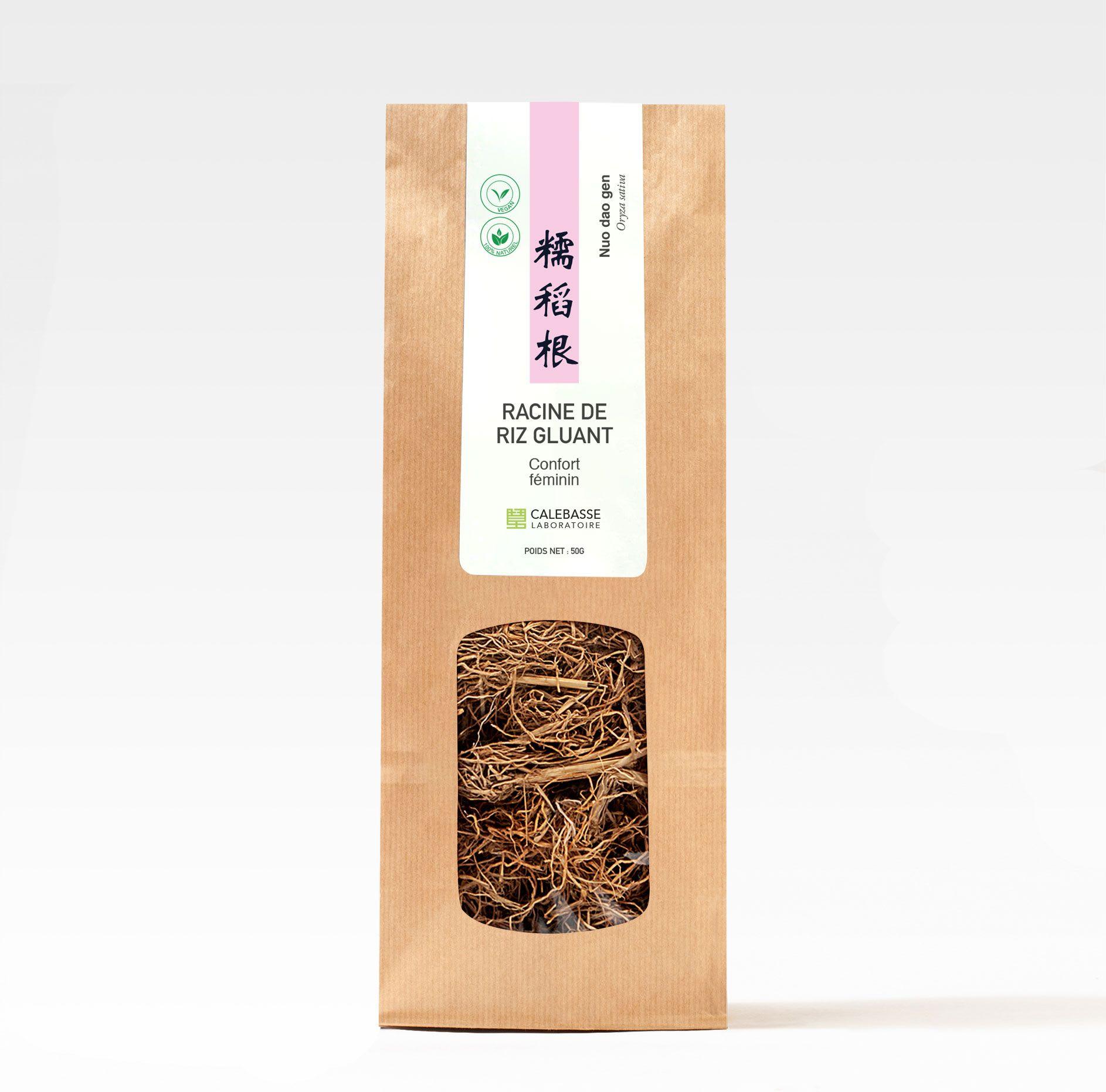 Image de Nuo dao gen - Racine de riz gluant