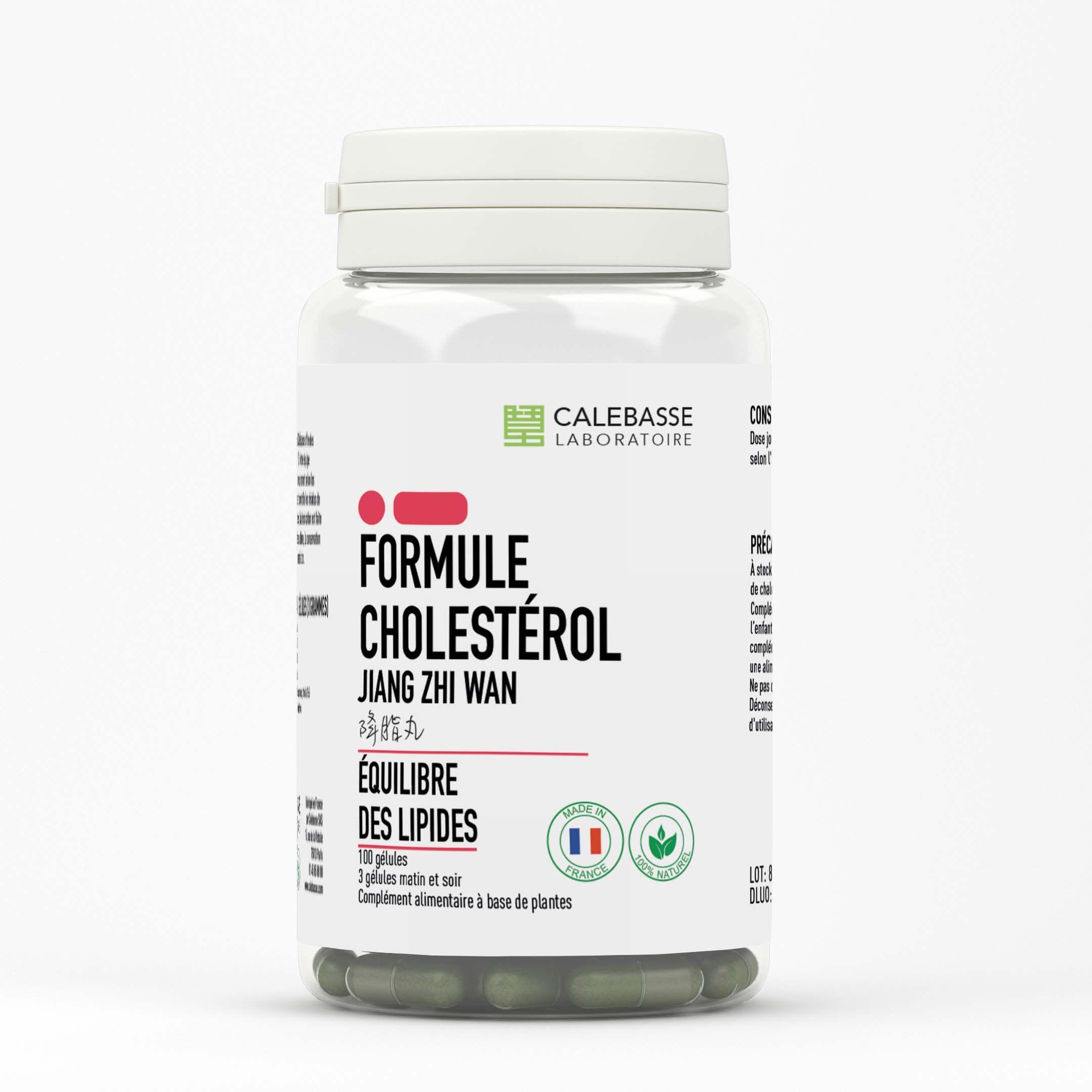 Image de Formule Cholestérol