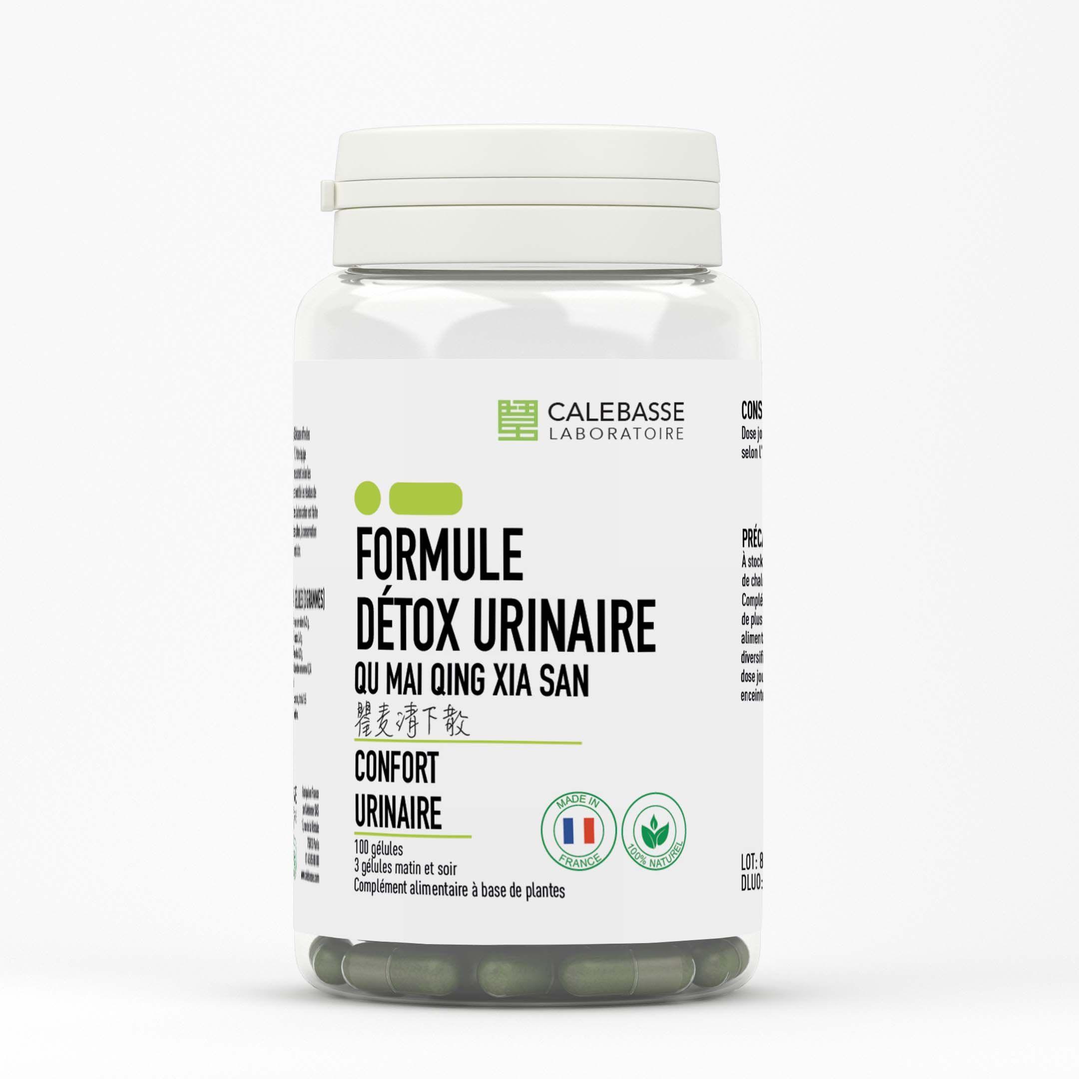 Image de Formule Détox urinaire