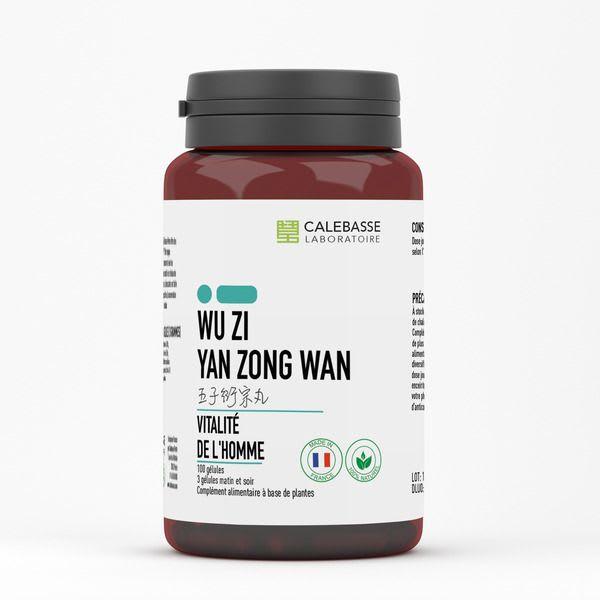 Image de Wu zi yan zong wan