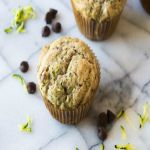 Zucchini Chocolate Chip Muffins - Recipe Girl