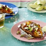 Baked Sweet Potatoes, Avocado And Queso Fresco | Vegetable Recipes | Jamie Oliver