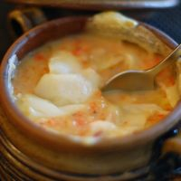 Creamy Root Vegetable Stew