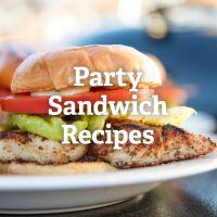 Lets Make a Sandwiches Party Dudess