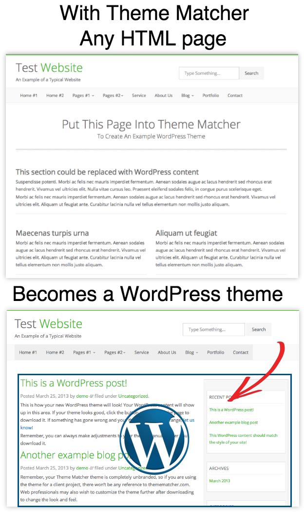 3 Ways to Clone Any Web Design Into a WordPress Theme - WP Mayor