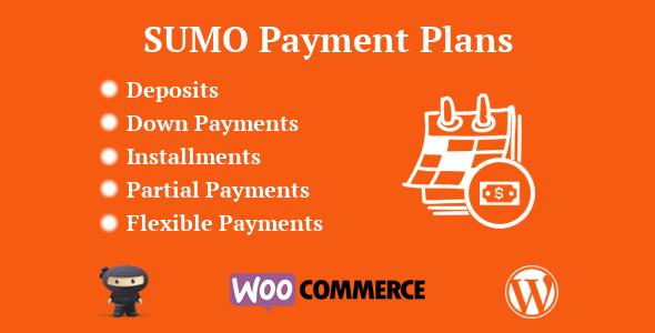 SUMO WooCommerce Deposits Payment Plans Plugin