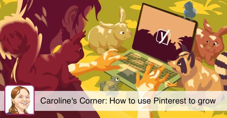 Caroline's Corner: How to use Pinterest to grow - my experiences • Yoast