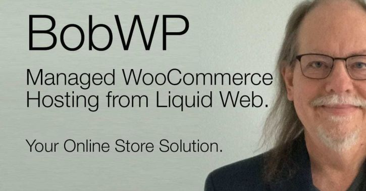 Managed WooCommerce Hosting from Liquid Web Online Store Solution