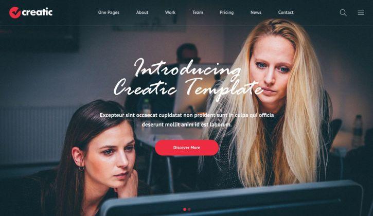 10+ Fresh One Page Builder WordPress Themes 2018 - Premium WordPress Themes, Plugins & Tutorials | Codeless