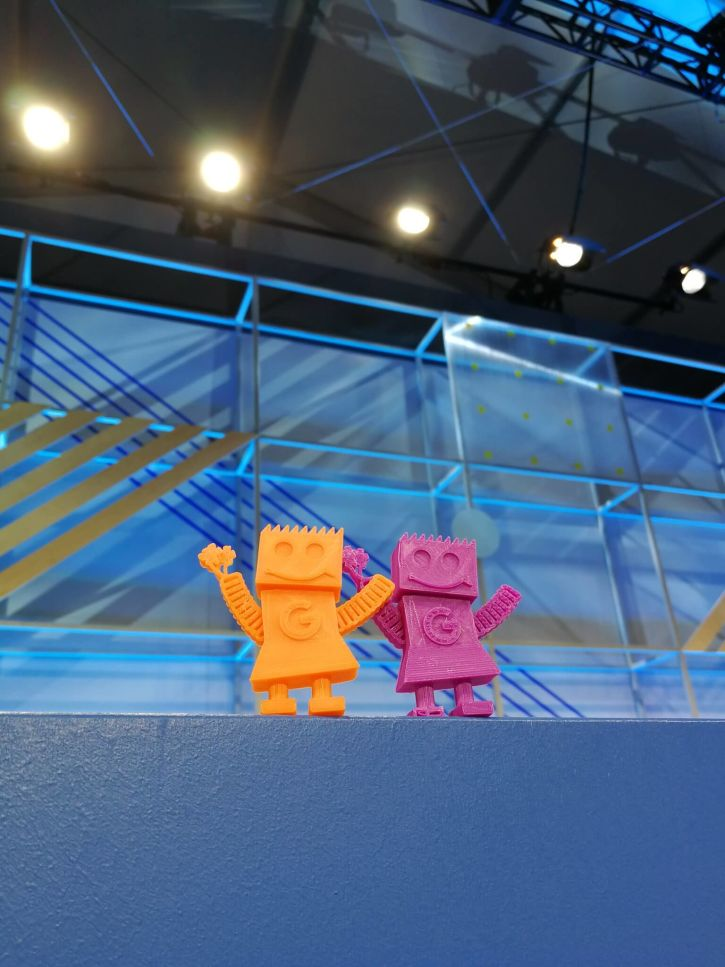 Search in Pics: Google I/O photos and May 4th images - Search Engine Land