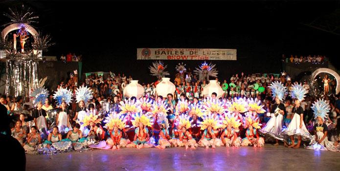 Bailes de Luces on Showtime