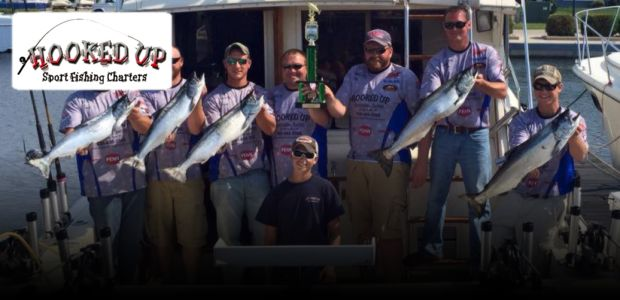 Hooked Up Sportfishing Charters