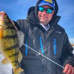 Search Strategies for Jumbo Perch at Late Ice