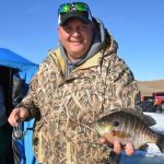 The Joy Of Winter Bluegills