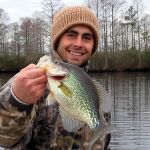 Pre-Spawn Crappie Strategies