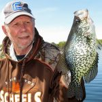Targeting Early Panfish in Clear Water