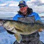 Late Ice Walleye