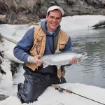 Getting The Jump On Early Spring Steelhead