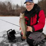 For Love Of Hardwater Trout