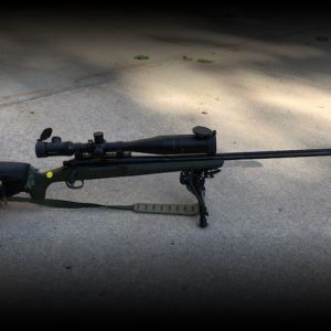 Remington 700 XCR .300 WM