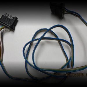 5 Way Flat Extension Harness