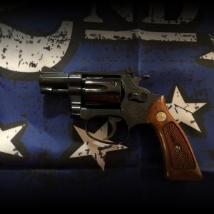 Model 34 Smith &Wesson
