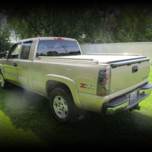2005 Chev Extended Cab Z71