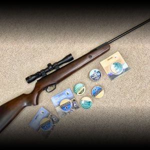 Beeman .17 Cal. Air Rifle