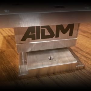 AIDM Swivel Base for Big Jon Downriggers